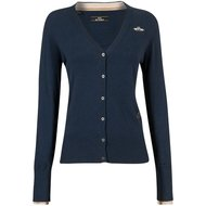 HV Polo Society Cardigan Undra Navy