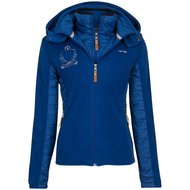 HV Polo Fleece Jacket Zahra Royal Blue L