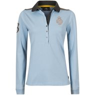 HV Polo Society Polo Shirt Shanell Soft Blue
