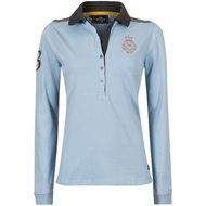 HV Polo Society Polo Shirt Shanell Soft Blue