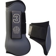 HV Polo Leg Protector Set Favouritas Charcoal Full
