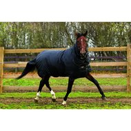 Horseware Trot Plus Heavy Schwarz Tan
