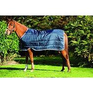 Horseware Pony Liner Lite 100g Navy/Silber