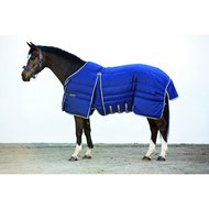 Rambo Optimo Stable Rug Medium Navy/Beige