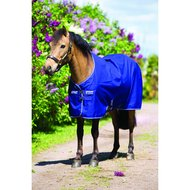 Amigo Pony Lite Hero 6 Turnout Lite 0g Atlantic Blue