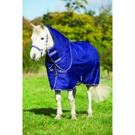 Amigo Pony Hero 6 Turnout Plus Medium Athlantic Blue