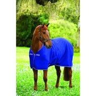 Amigo Jersey Cooler Pony met Kruissingels Atlantic Blue