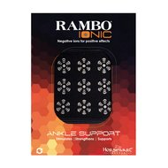 Rambo Ionic Enkel Support Schwarz