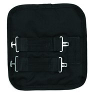 Amigo by Horseware Chest Extender Black