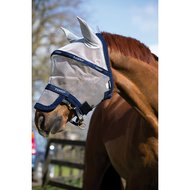 Rambo Fly Mask Silver-Purple
