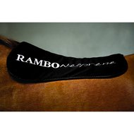 Rambo by Horseware Neoprene Half Pad Black