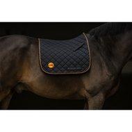 Rambo Ionic Saddle Pad Black orange