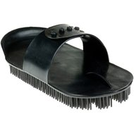 Plastic borstel Black