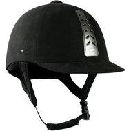 Horze HaloRider Paardrijcap Black/Black
