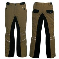 Impulz Thermobroek Global Bootcut Bruin