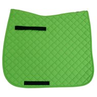 Imperial Riding Saddlepad Economic Dressage Neon-Green Full