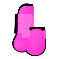 Impulz Strijklap Basic Neon Pink