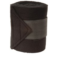 Impulz Bandages Fleece Global 4stuks Zwart 3m