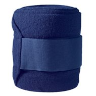 Impulz Fleece Bandages Easy Going 4 Pieces Blue