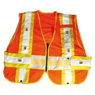 Imperial Riding Safety vest luxe met lichtjes