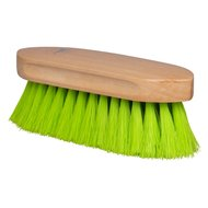 Impulz Borstel Hard Gelakte Rug Hout Neon Green