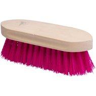 Impulz Borstel Hard Gelakte Rug Hout Neon Pink