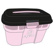 Impulz Poetskoffer Small Pink-Black