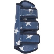 Imperial Riding Peesbeschermers Love Your Life Pattern Dressuur Navy Star