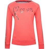 Imperial Riding Roundneck Sweater Move With Me Calypso Coral