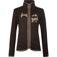 Imperial Riding Softshell jacket Faithfull Rose Brown