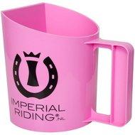 Imperial Riding Voer/Maatschep Halfrond Roze 1,5L