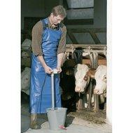 Kerbl Melk- en Wasschort Blauw