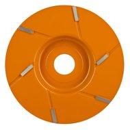 Kerbl Klauenschneidscheibe P6 6 Schneiden 125mm