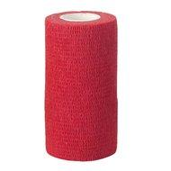 VetLastic Bandage Zelfklevend Rood
