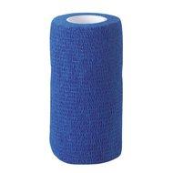 Kerbl First Aid selbsthaftende Bandage Blau