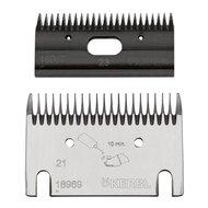 Kerbl Schermesser-Set Kerbl Premium, Rind 21/23 Tanden