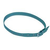 Kerbl Halsmarkierungsband Rollschnalle Grün/Weiß