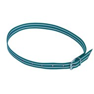 Halsmarkeringsband Groen/Wit
