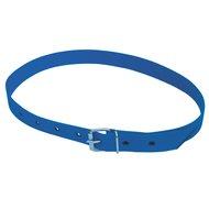 Halsmarkeringsband Blauw