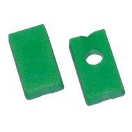 Kerbl Umrüstsatz grün für Duo-Marken Grün