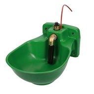 Verw. Kunstst. drinkbak HP20, 24V met buisverwarming