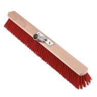 Kerbl Large Broom Red