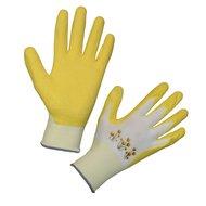 Keron Garden Care (uni) Nylonhs. m. Latexbeschichtung Gelb 8