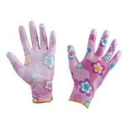 Kerbl Handschuh FlowerPower 2-pack, PU-Beschichtung 8