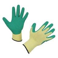 Kerbl Handschuh EasyGrip Strickhandschuh in Latex