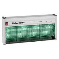Halley Elektr. Ins./Fliegenvern., IP44, Grün 2x20W