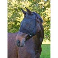 Kerbl Vliegenmasker met Ooruitsparing Pony