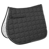 Kerbl Saddle Cloth Bari Black