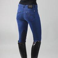 ea.St Rijbroek Exceptional Kniestukken Blauw