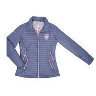 Covalliero Quilted Jacket Linda Summerblue